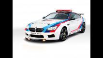 La BMW M6 Safety Car è pronta per la MotoGP