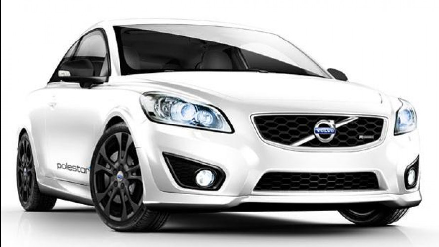 L'ultima Volvo C30 della storia si ottiene con un concorso