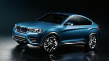 BMW X4 concept leaked photo 04.3.2013