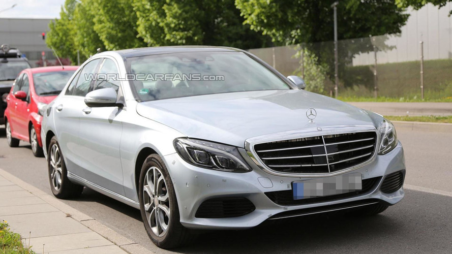 Mercedes-Benz C-Class plug-in hybrid to use 2.0-liter petrol engine – report