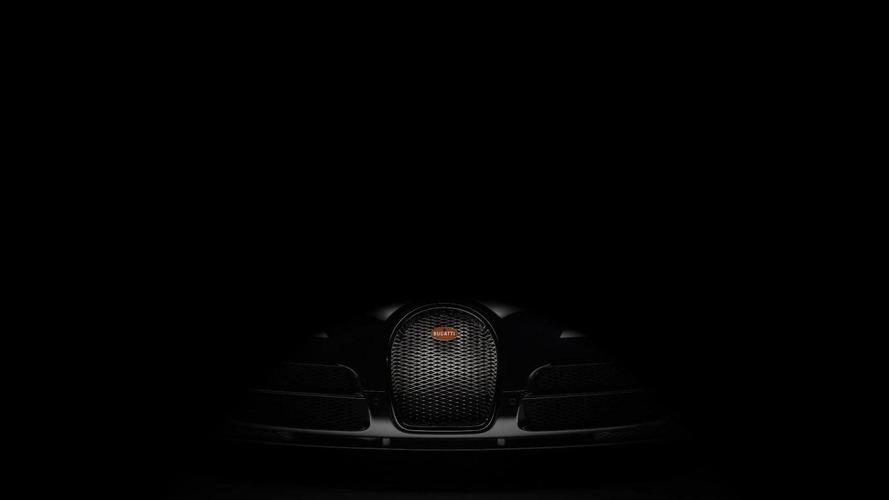 Bugatti Veyron 16.4 Grand Sport Vitesse Legend Edition teased for Frankfurt