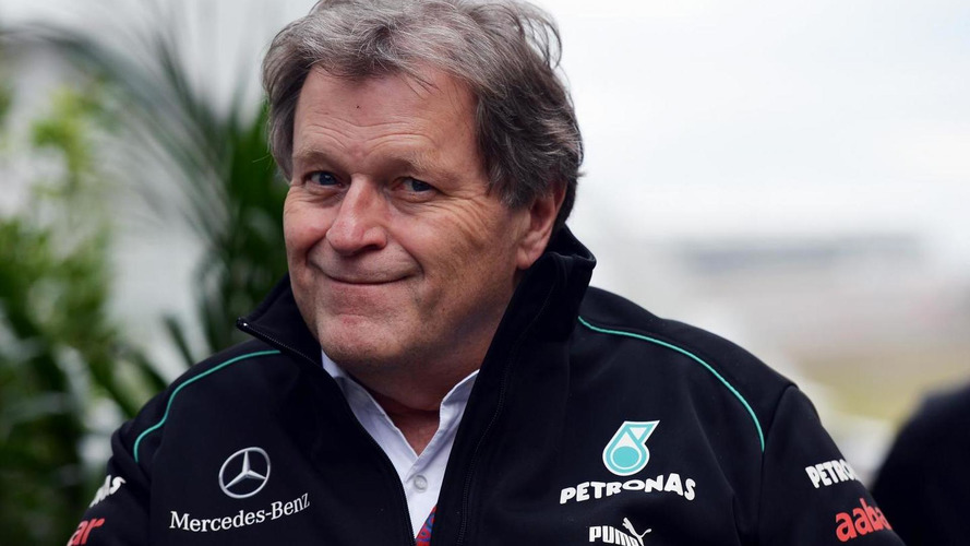 Haug not ruling out F1 return