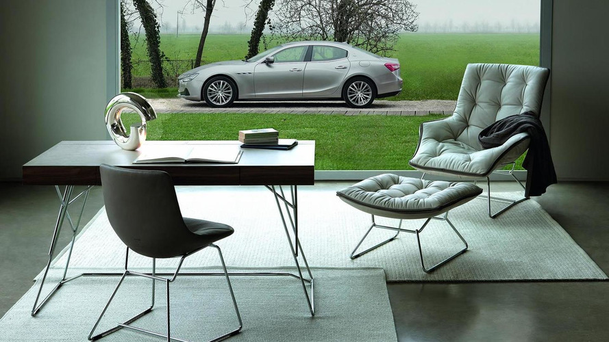 Maserati by Zanotta Capsule Collection to be unveiled at Milan Furniture Fair