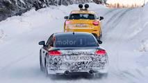 2019 Audi TT Coupe casus fotoğraflar