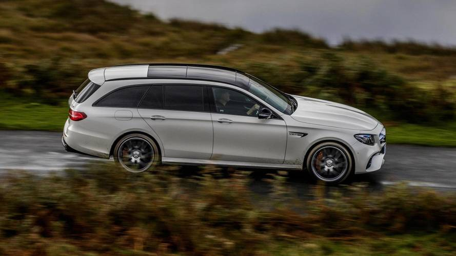 2017 Mercedes-AMG E63 S Estate first drive: Jekyll and Hyde