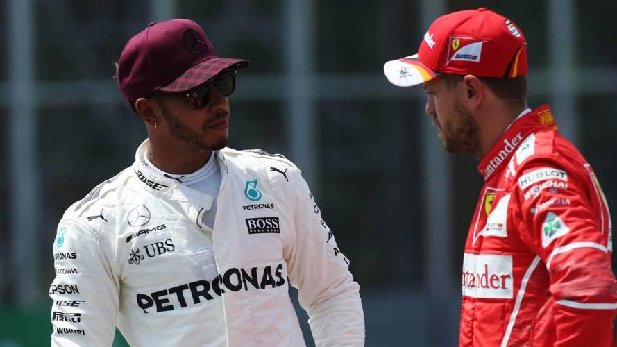 Hamilton Warned Vettel Over Baku