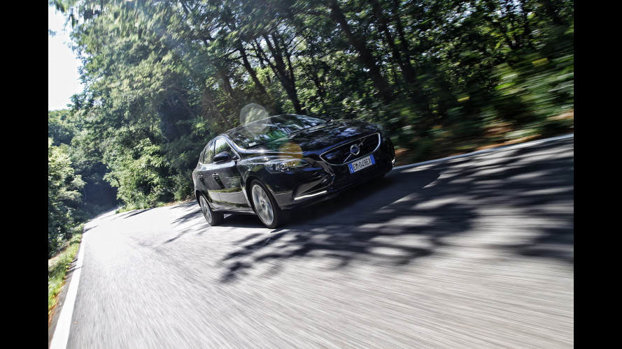 Volvo V40 D4 Geartronic Momentum