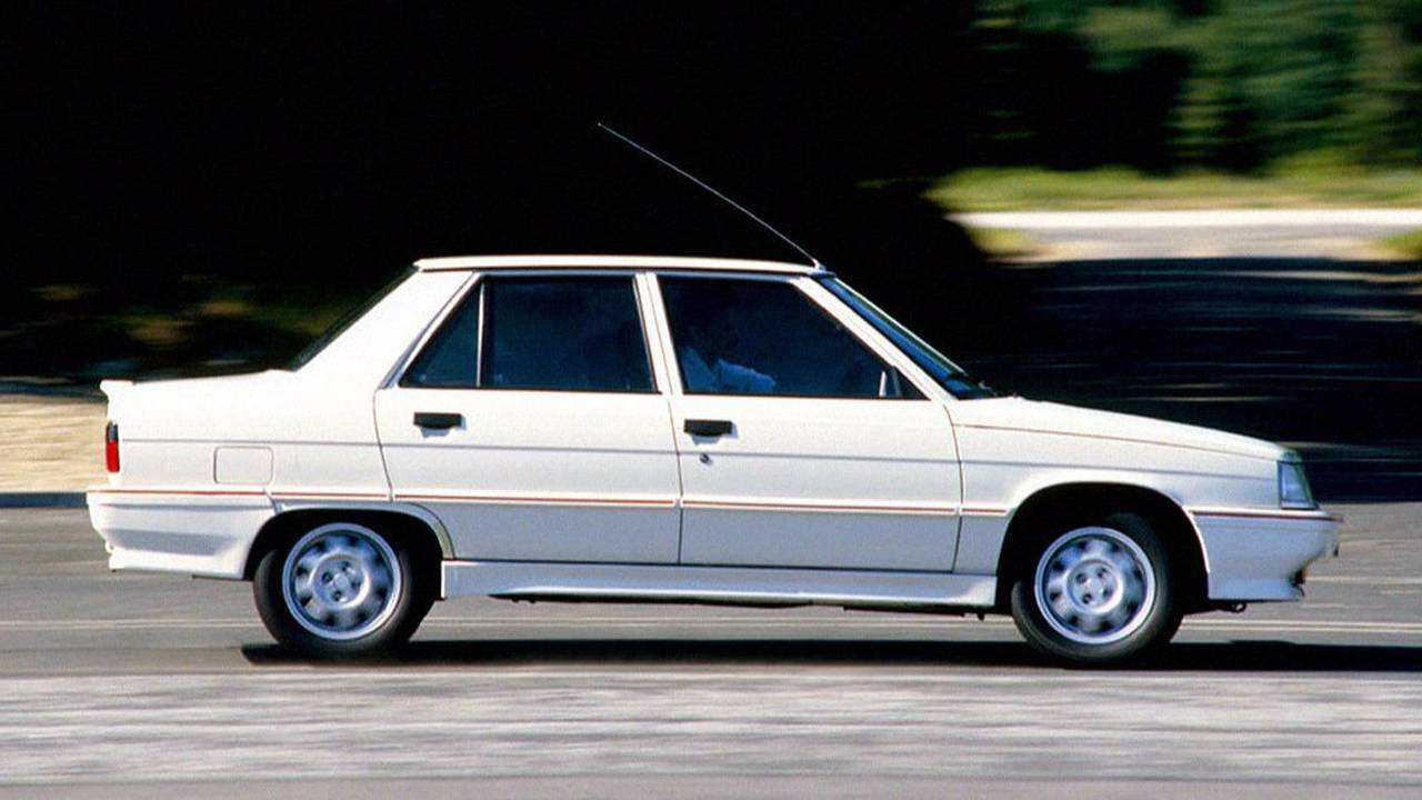 Renault 9&11 Turbo