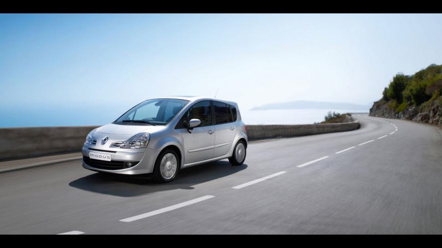 Renault Modus e Grand Modus 2011