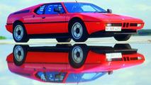 BMW M1 Supercar