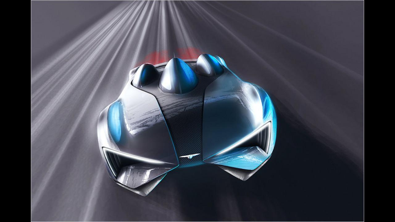Techrules Supercar