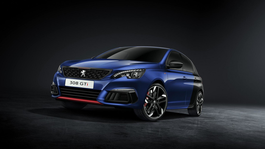 2018 peugeot 308 facelift detailed in extensive gallery videos. Black Bedroom Furniture Sets. Home Design Ideas