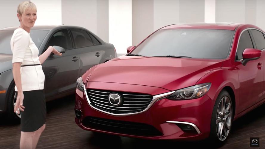 Mazda Mimics Chevy's 'Real People' Commercials With Its Own
