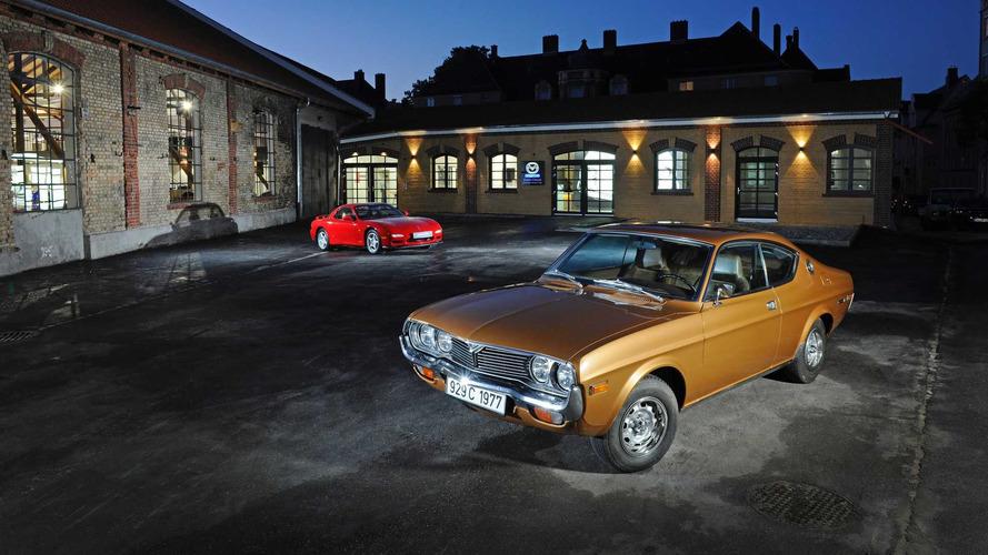Mazda abre un museo de coches clásicos en Alemania