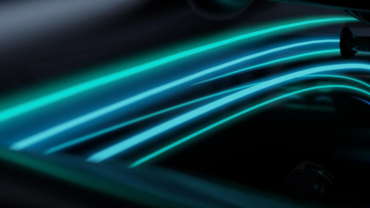 2017 Mercedes F1 car teaser image
