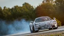 2018 McLaren 720S teasers