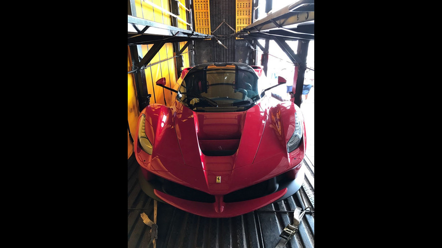 LaFerrari Headed For Crusher In Failed South Africa Smuggling Attempt