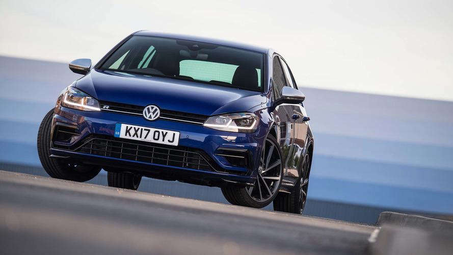 İngiltere'de Volkswagen Golf R satışları GTI'ı geride bıraktı