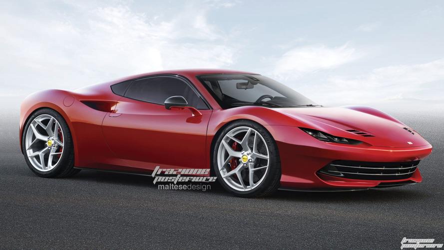Ferrari Dino Rumors Persist, And So Do The Renders