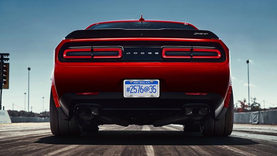 Egy kereskedő jótékony célból árverezte el a Dodge Demonját