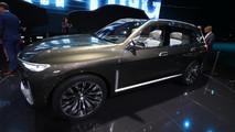 BMW Concept X7 live images