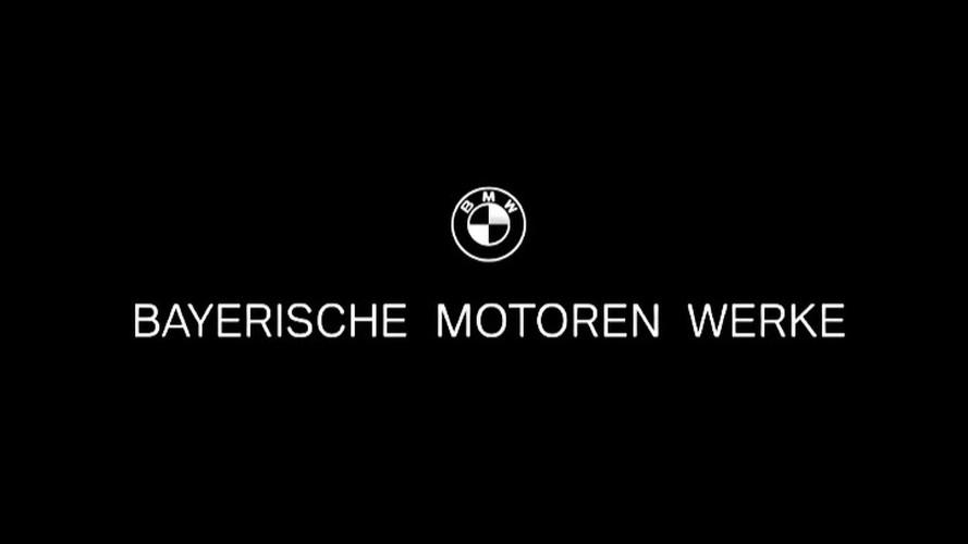 BMW - Un label luxe avec logo en noir et blanc