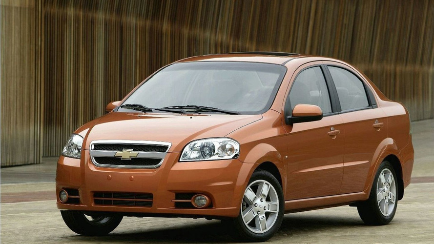 2009 Chevrolet Aveo Pricing (US)