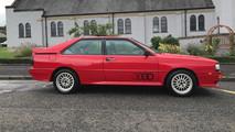 1991 Audi Quattro 20V