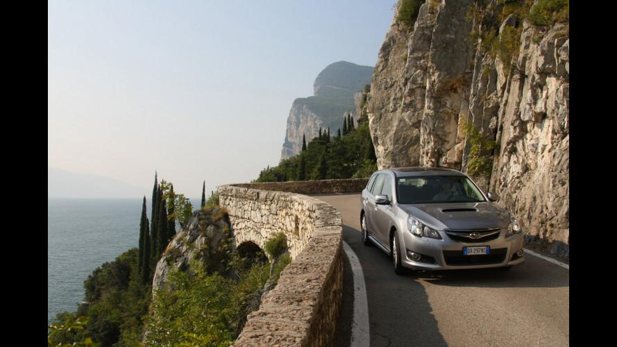 Nuova Subaru Legacy