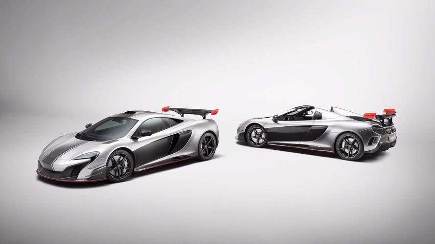 McLaren MSO reveals two bespoke models made for one buyer
