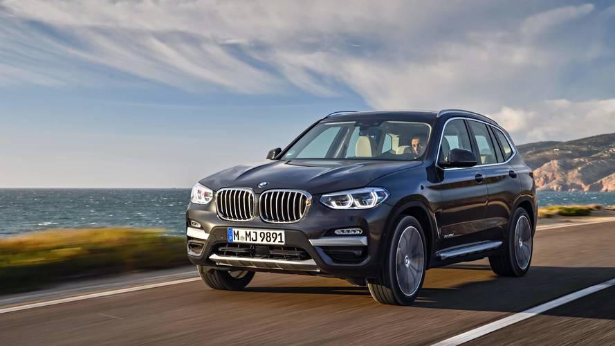 ... 2018 BMW X3