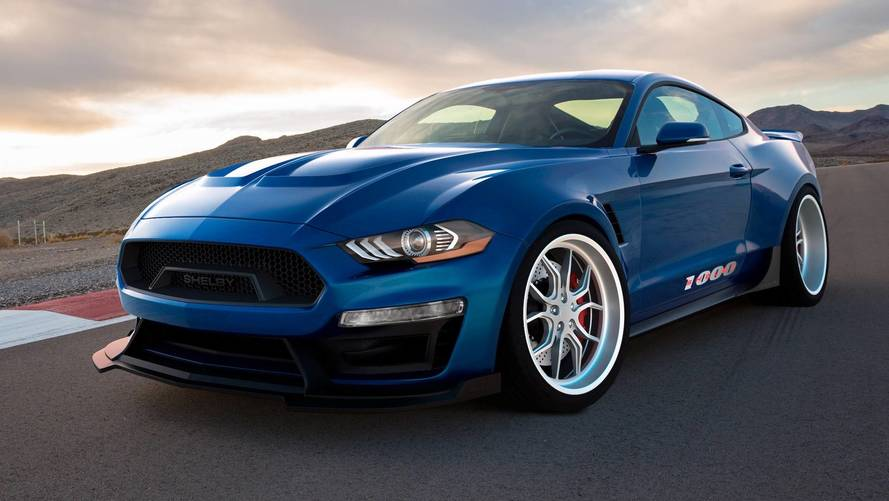 2018 Shelby Mustang 1000