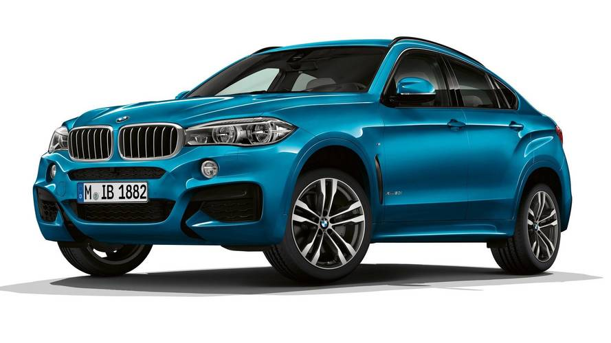 BMW X5 Special Edition, X6 M Sport Edition Put The S In SUV