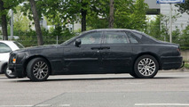 Rolls-Royce Ghost prototype spied in Munich