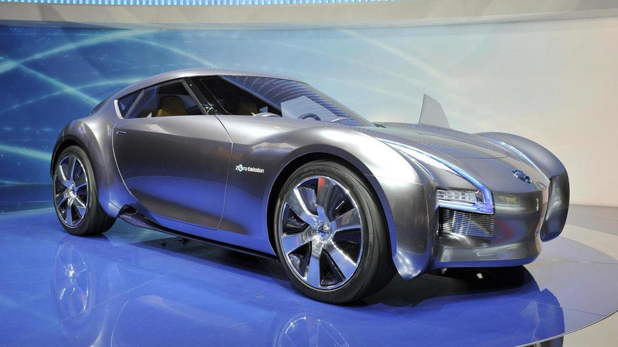Nissan hints electrified sub-370Z model for Tokyo Motor Show in November