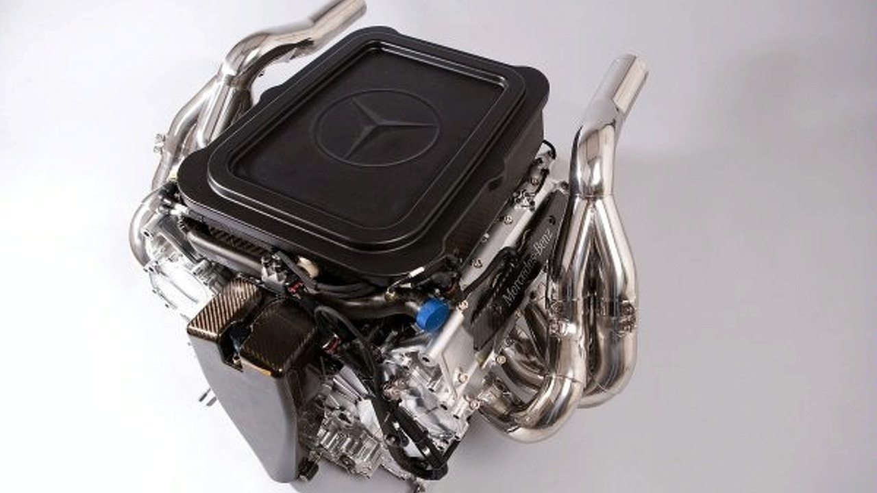 Mercedes-Benz Formula 1 engine
