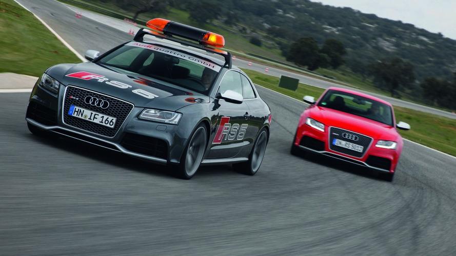 Audi RS5 confirmed for U.S.