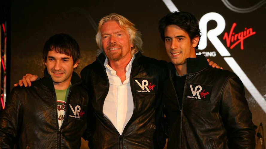'All-digital' launch for 2010 Virgin car