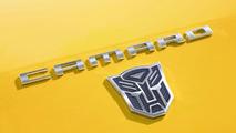 2010 Chevrolet Camaro Transformers Special Edition