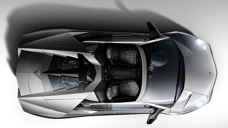 Lamborghini Reventon Roadster Photos Revealed