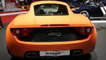 Artega GT Intro Series at Geneva 2009