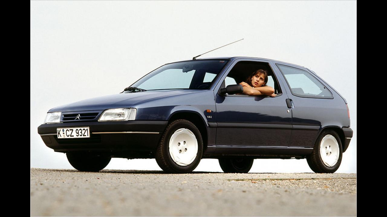 25 Jahre Citroën ZX