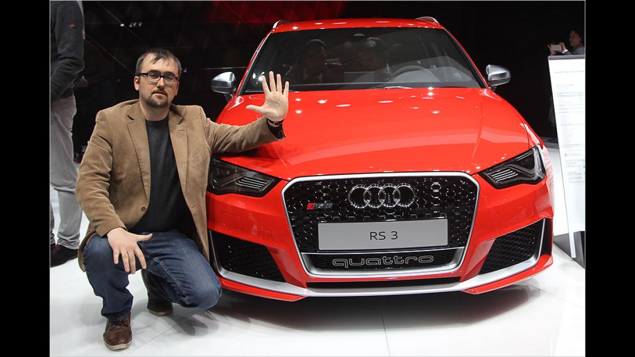 Top: Audi RS 3 Sportback