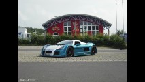 Gumpert Apollo Sport Lap Record