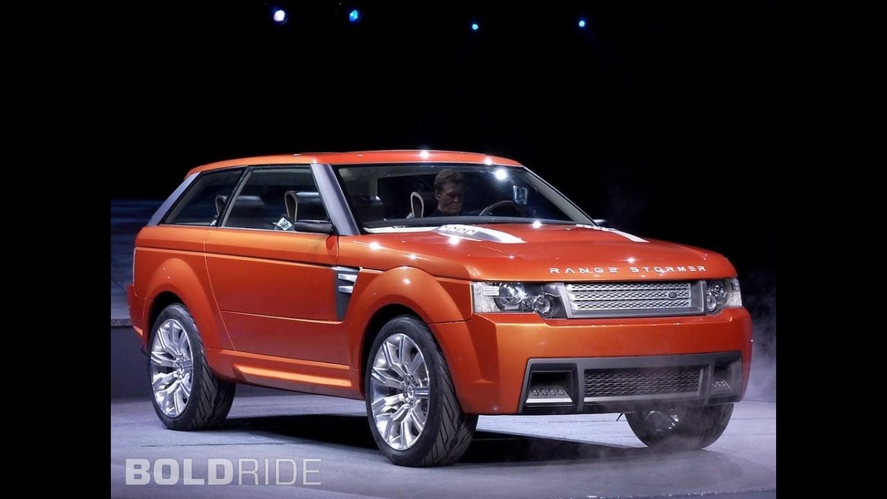 Land Rover Range Stormer Concept
