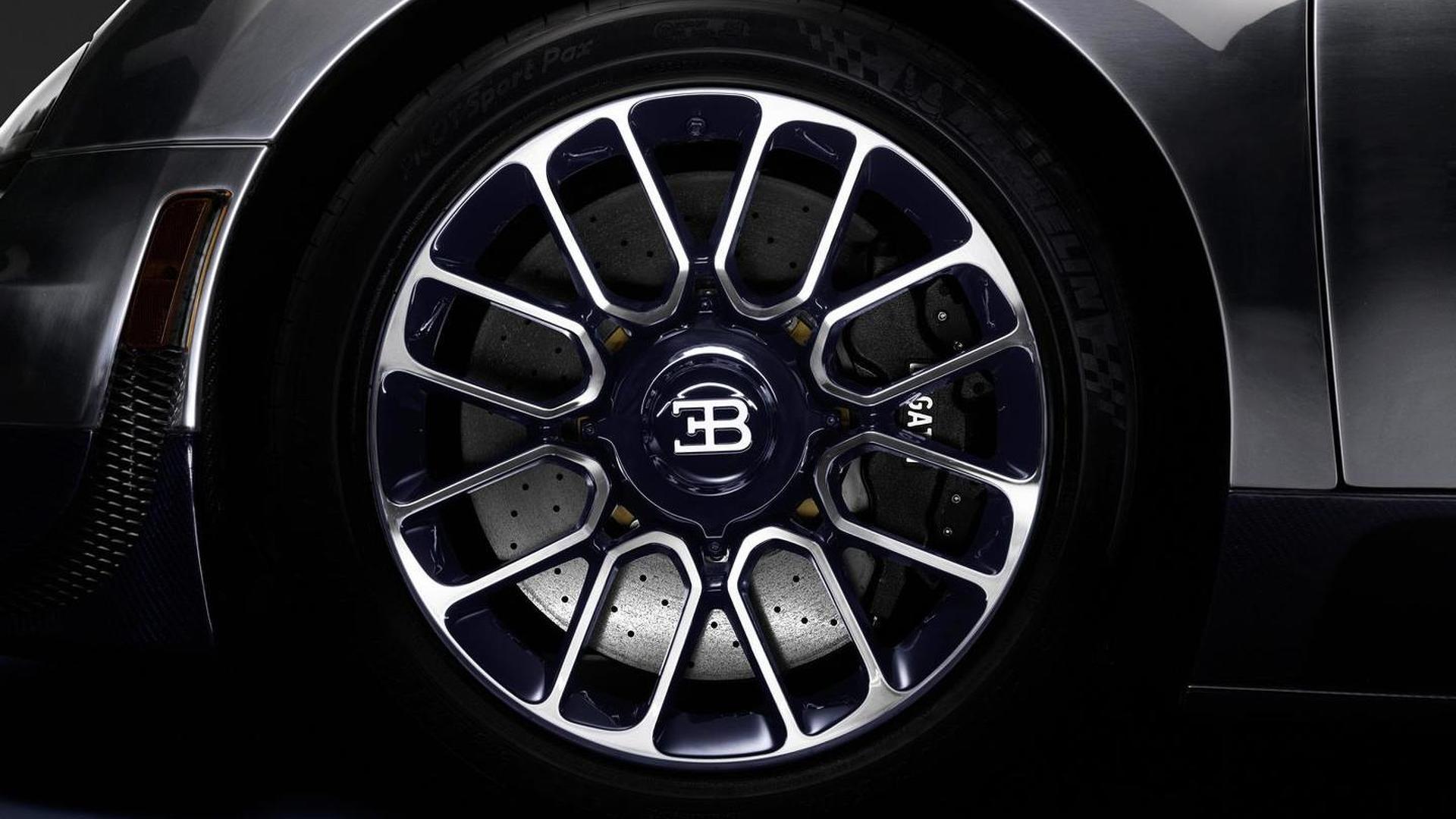Диски Bugatti Veyron Ettore Bugatti Edition