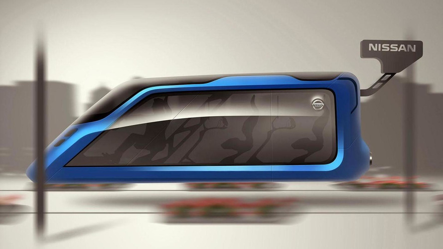 Nissan turns kid's drawing into concept cars