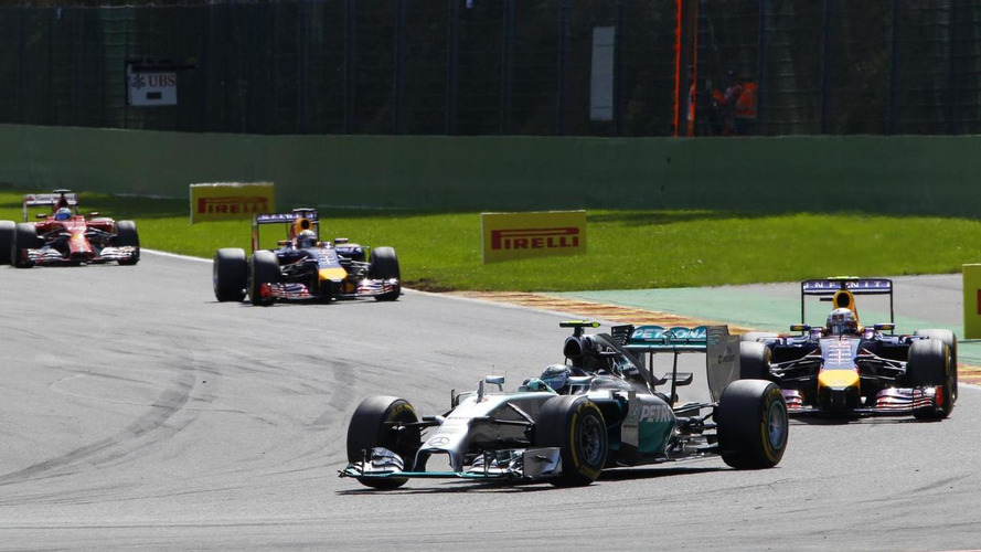 Spa crash was turning-point for Rosberg defeat - Wolff