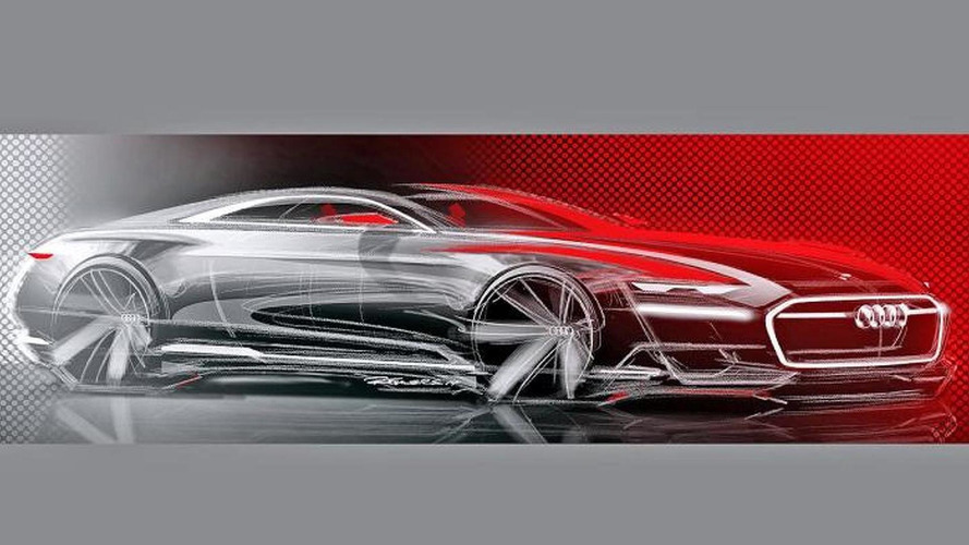 Audi Prologue concept leaked ahead of Los Angeles debut
