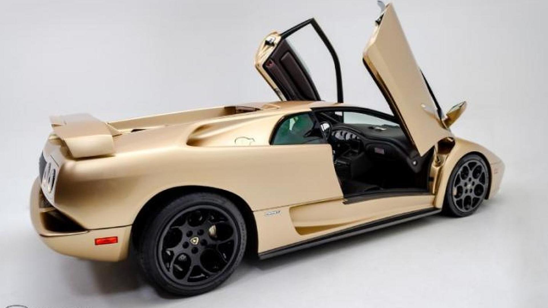 Lamborghini Diablo Oro Elios